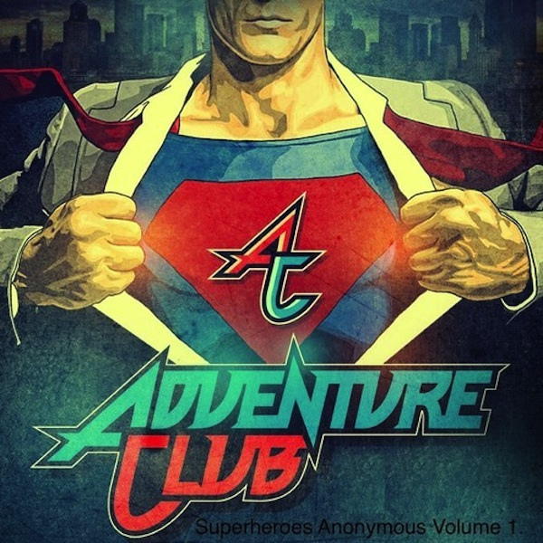 Mix of the Night: Adventure Club – Superheroes Anonymous Vol. 1