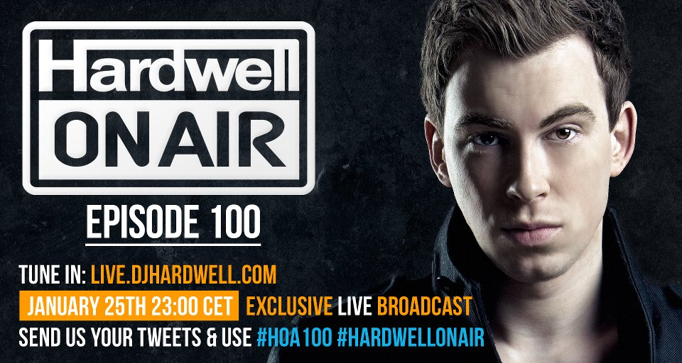 hardwell-on-air-100-episode
