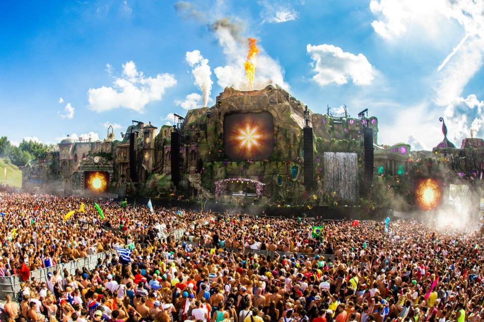 Tomorrowland Day 2 Live Stream