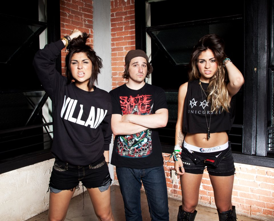 Krewella – Ring of Fire (Unreleased Song)