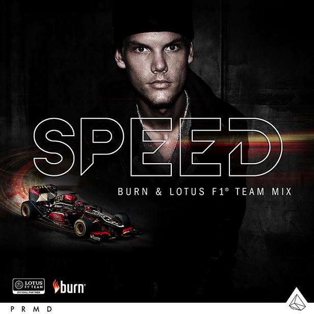 avicii-speed-burn-lotus-f1-team-mix