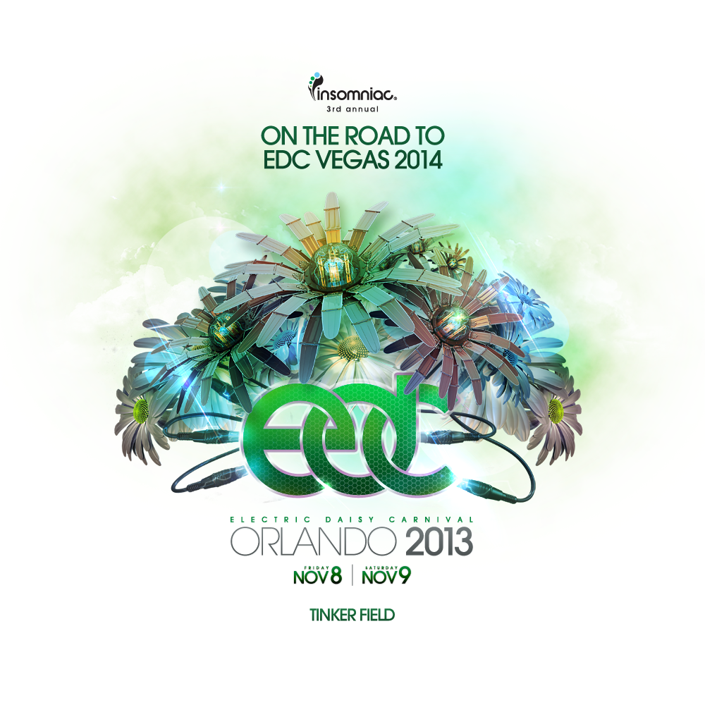 EDC Orlando Announces Full Lineup Breakdown