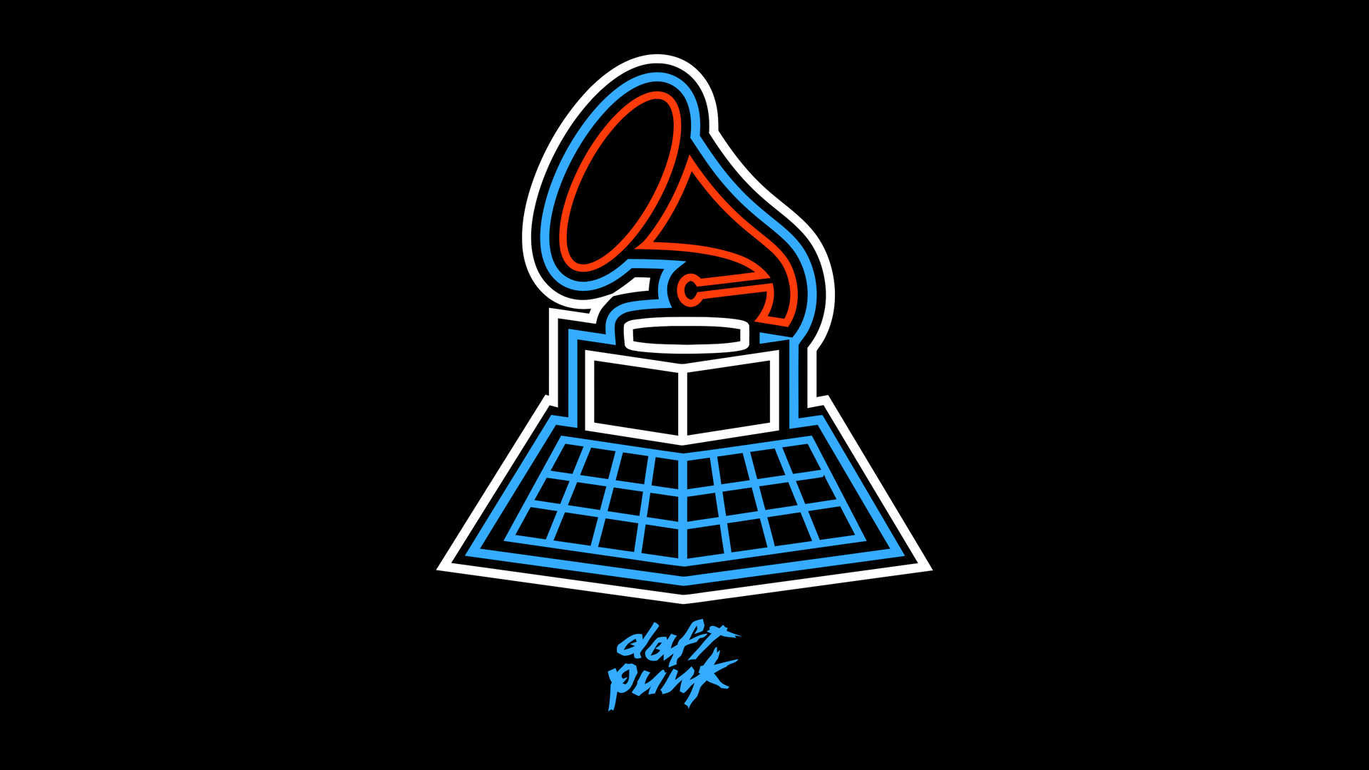 Archive of Hi-Res Daft Punk Album Art - Page 4   The Daft ...