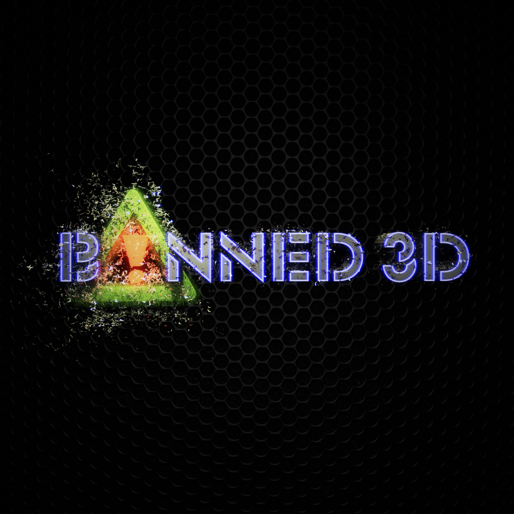 Banned 3D Cover