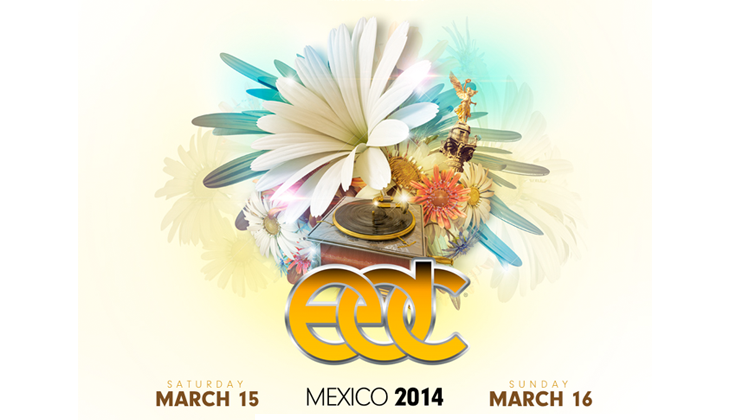 Insomniac Announces First Tier of EDC Mexico 2014 Lineup