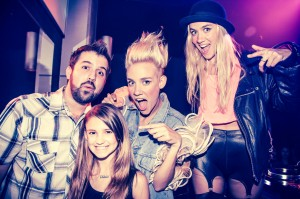 Elle with Nervo