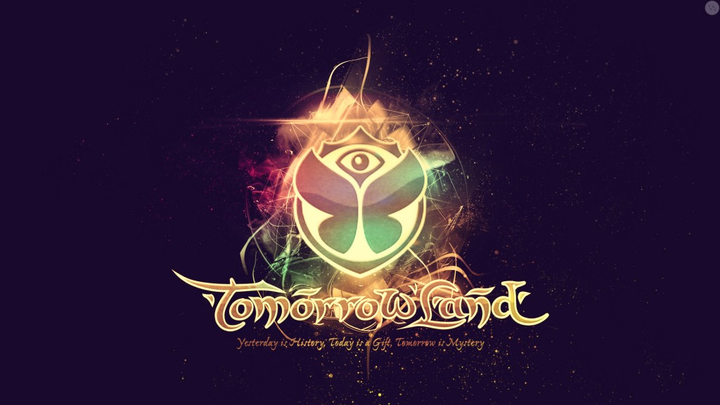 Tomorrowland Wallpaper by Vincent Ley aka Vinceley