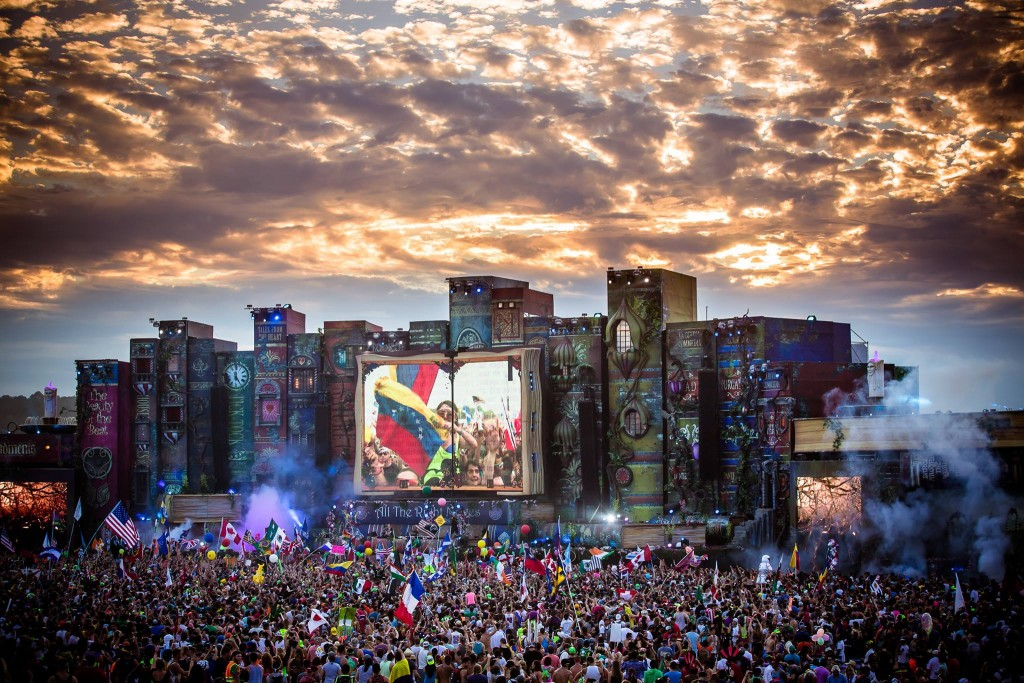 TomorrowWorld Opens up Pioneer Pre-Sale and Global Journey