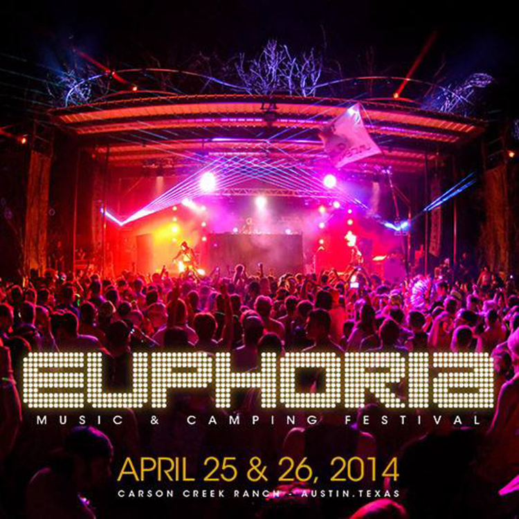 Euphoria Music and Camping Festival Announces Their Lineup