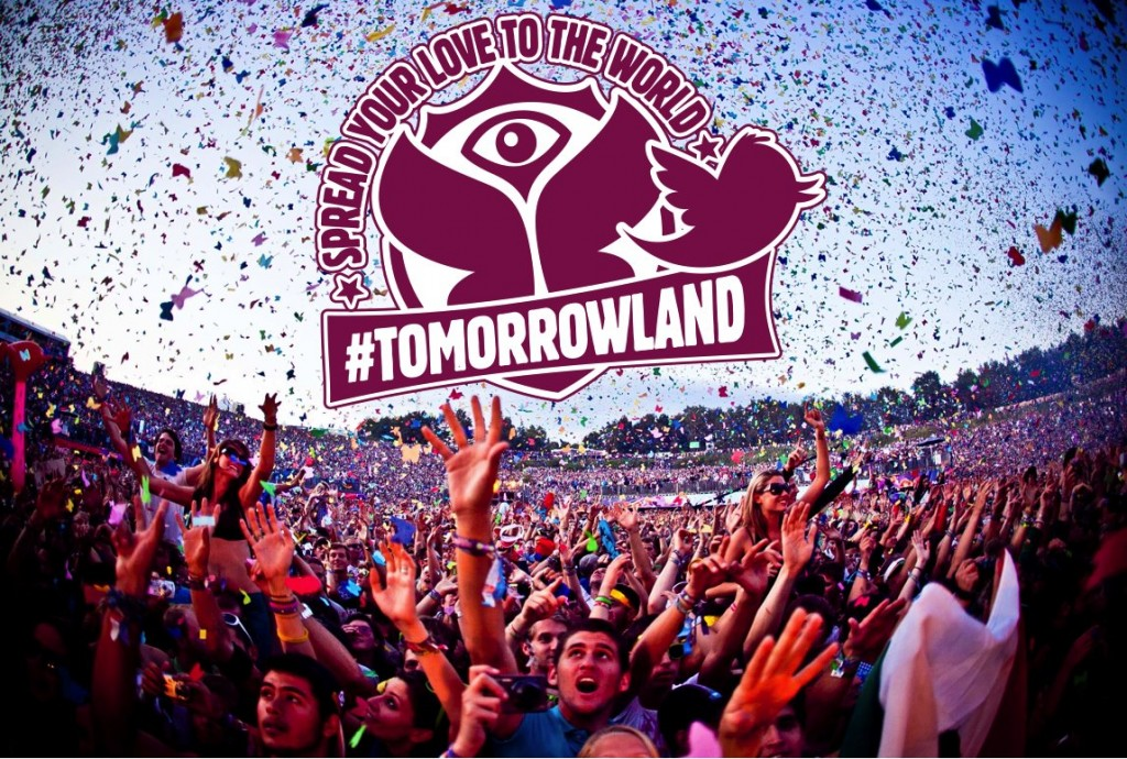 Tomorrowland Begins to Announce 2014 Lineup