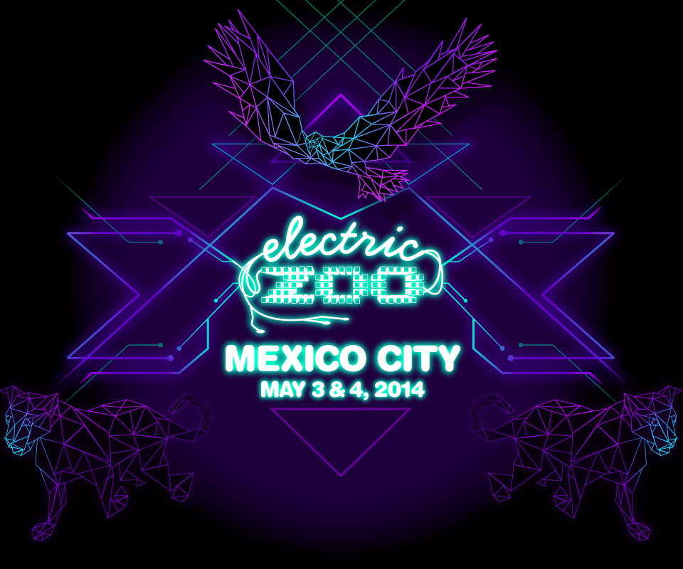 Electric Zoo Mexico Reveals Phase 2 Lineup