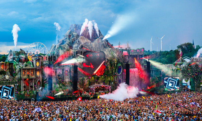 Both Weekends of Tomorrowland Sell Out in Under an Hour