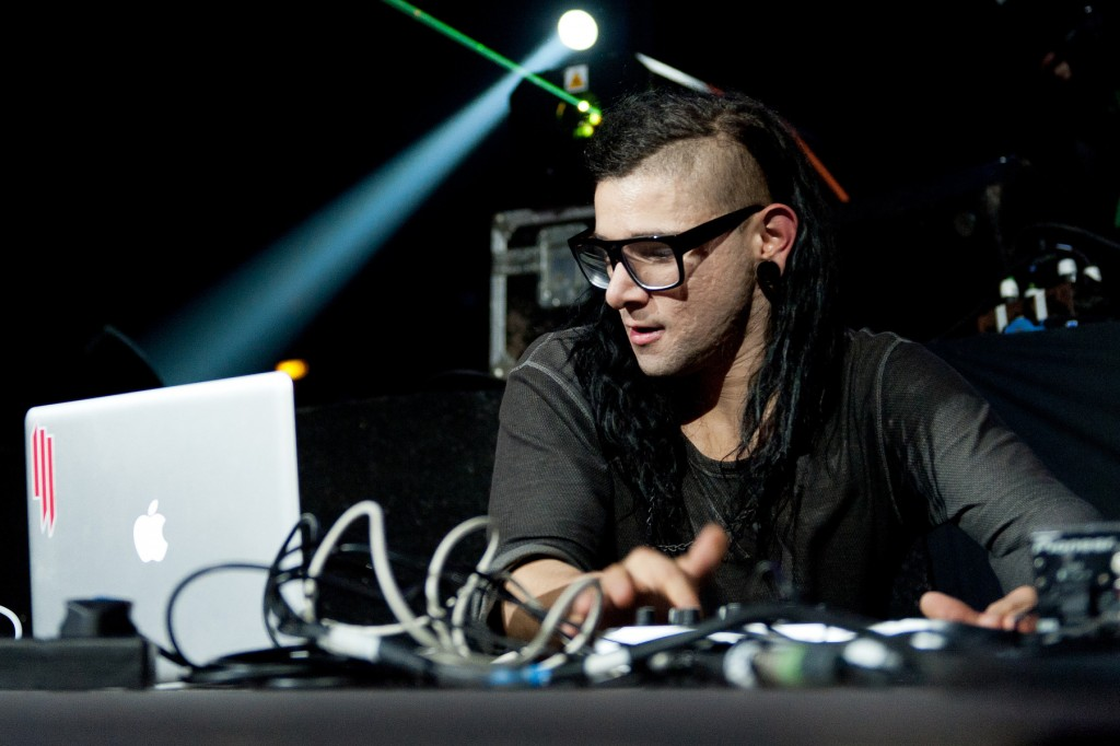 Skrillex Being Sued by Fan for Stage Diving Related Injuries