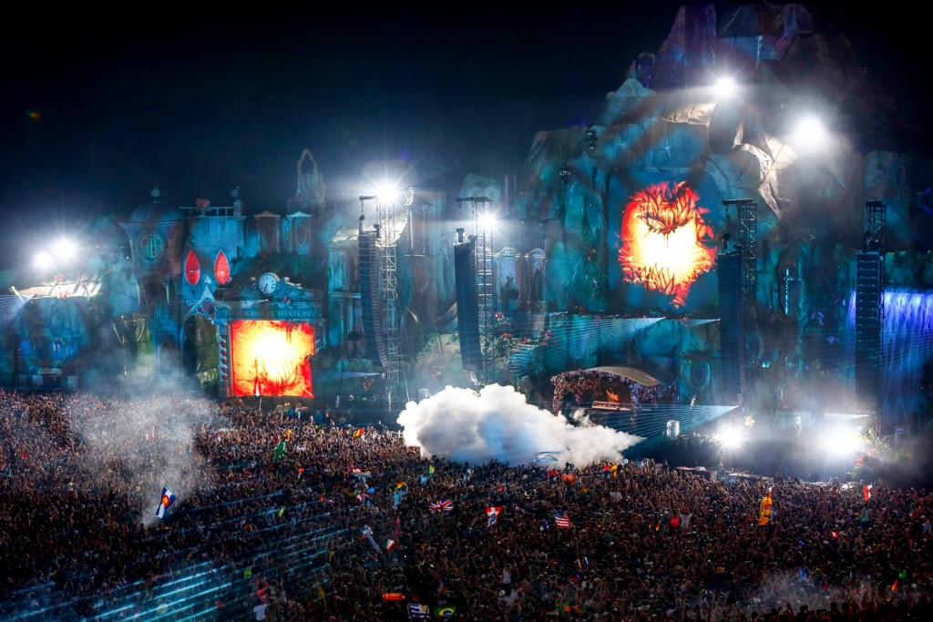 Second Weekend of Tomorrowland Maybe Cancelled