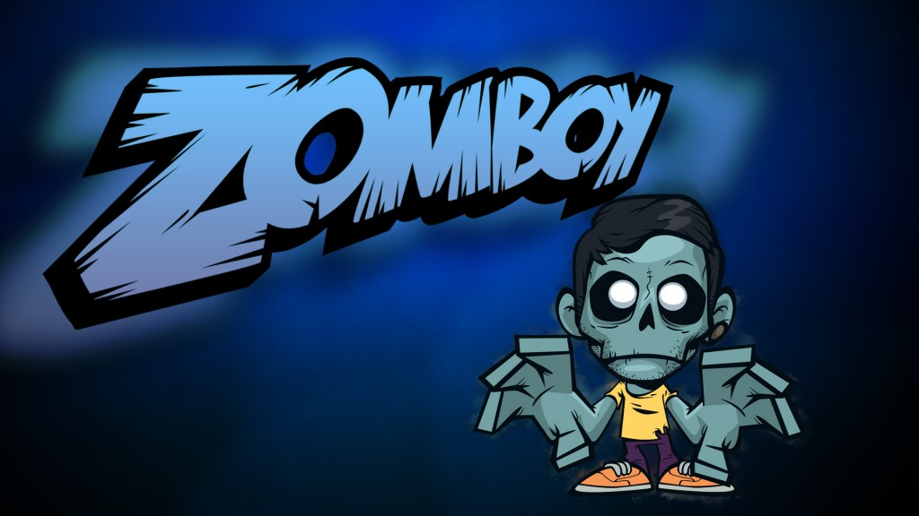 Zomboy Wallpaper