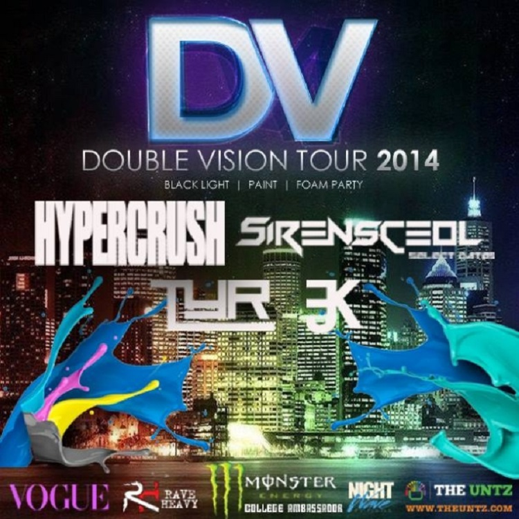Event Preview: Double Vision Tour