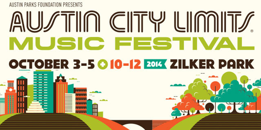 Austin City Limits 2014 Lineup Announced
