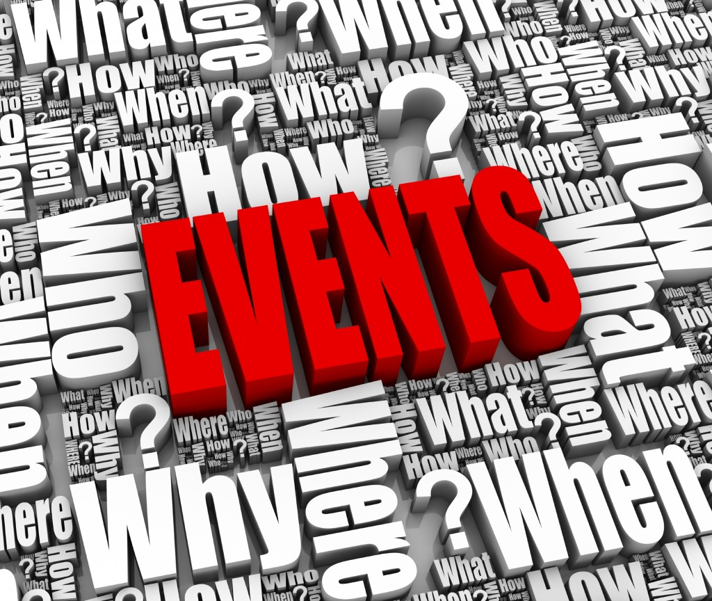 The Events Section