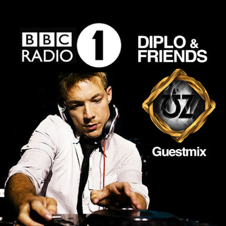 UZ's Diplo & Friends Guest Mix