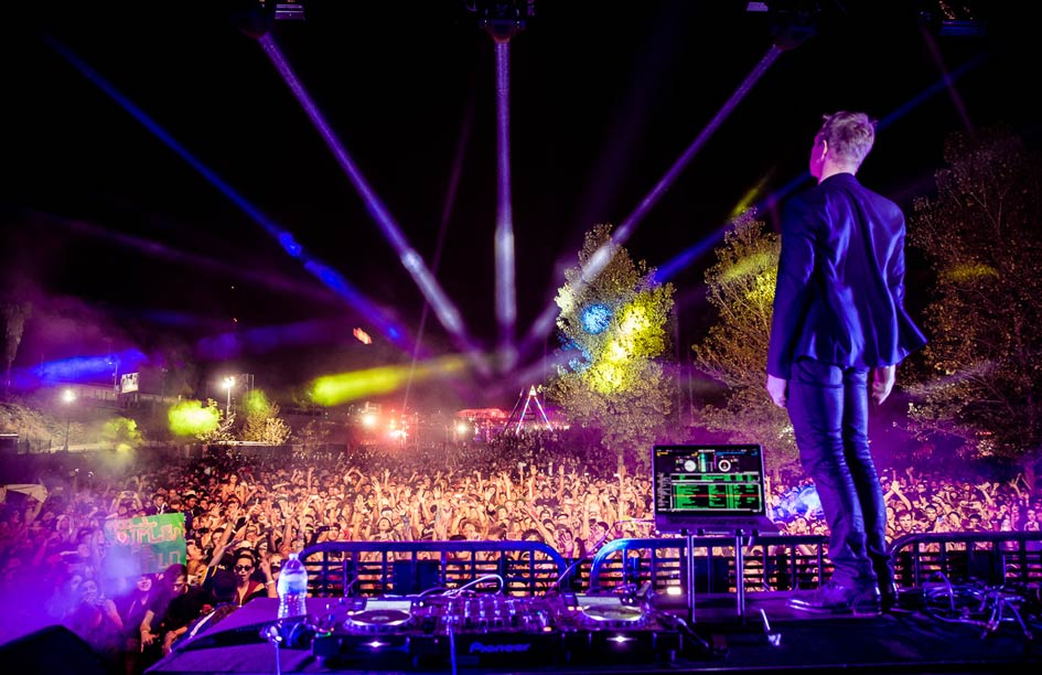 How I Became Enamored by EDM