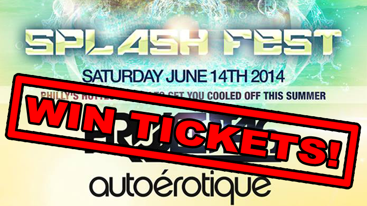 Win Tickets to Splash Fest 2014