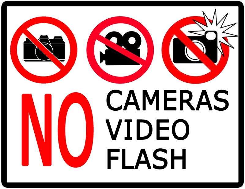 No Cameras Allowed Trailer - By The Wavs