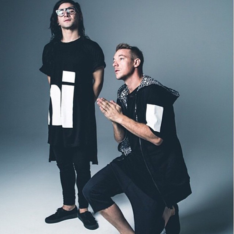 Diplo Announces Jack U's EP Track list and Release Timeframe