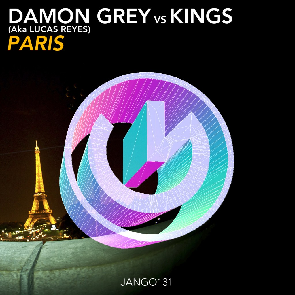 Damon Grey (Aka Lucas Reyes) vs KINGS – Paris (Original Mix)