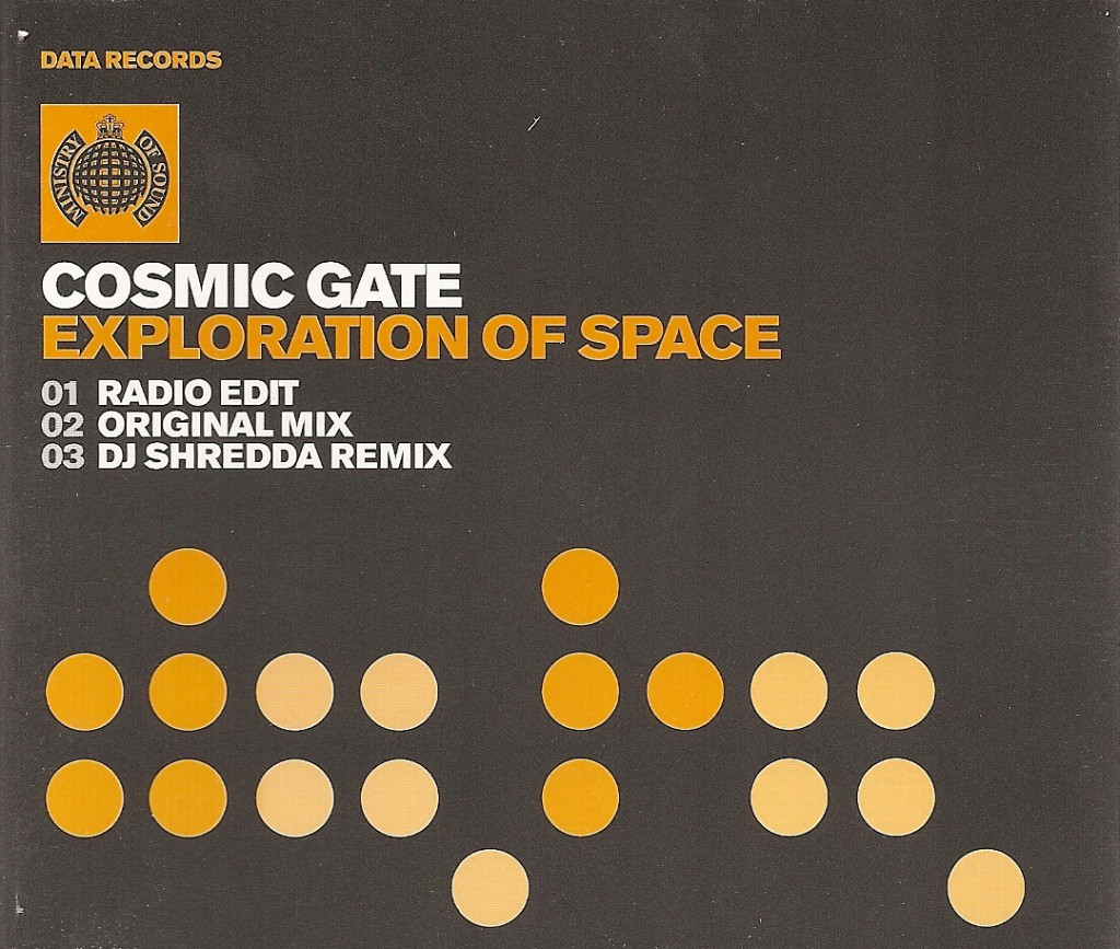 Throwback Thursday: Cosmic Gate – Exploration of Space