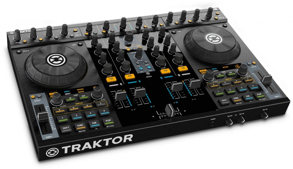 Win a Traktor S4 From Our Friends Cahto