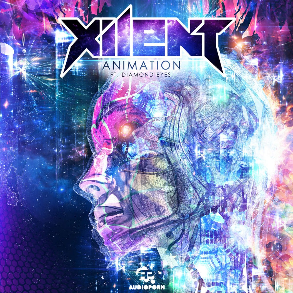 Xilent Ft. Diamond Eyes – Animation