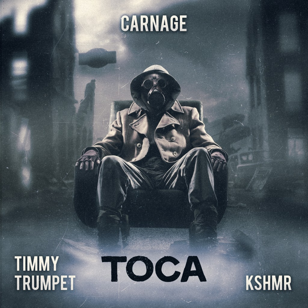Carnage feat. Timmy Trumpet & KSHMR – Toca