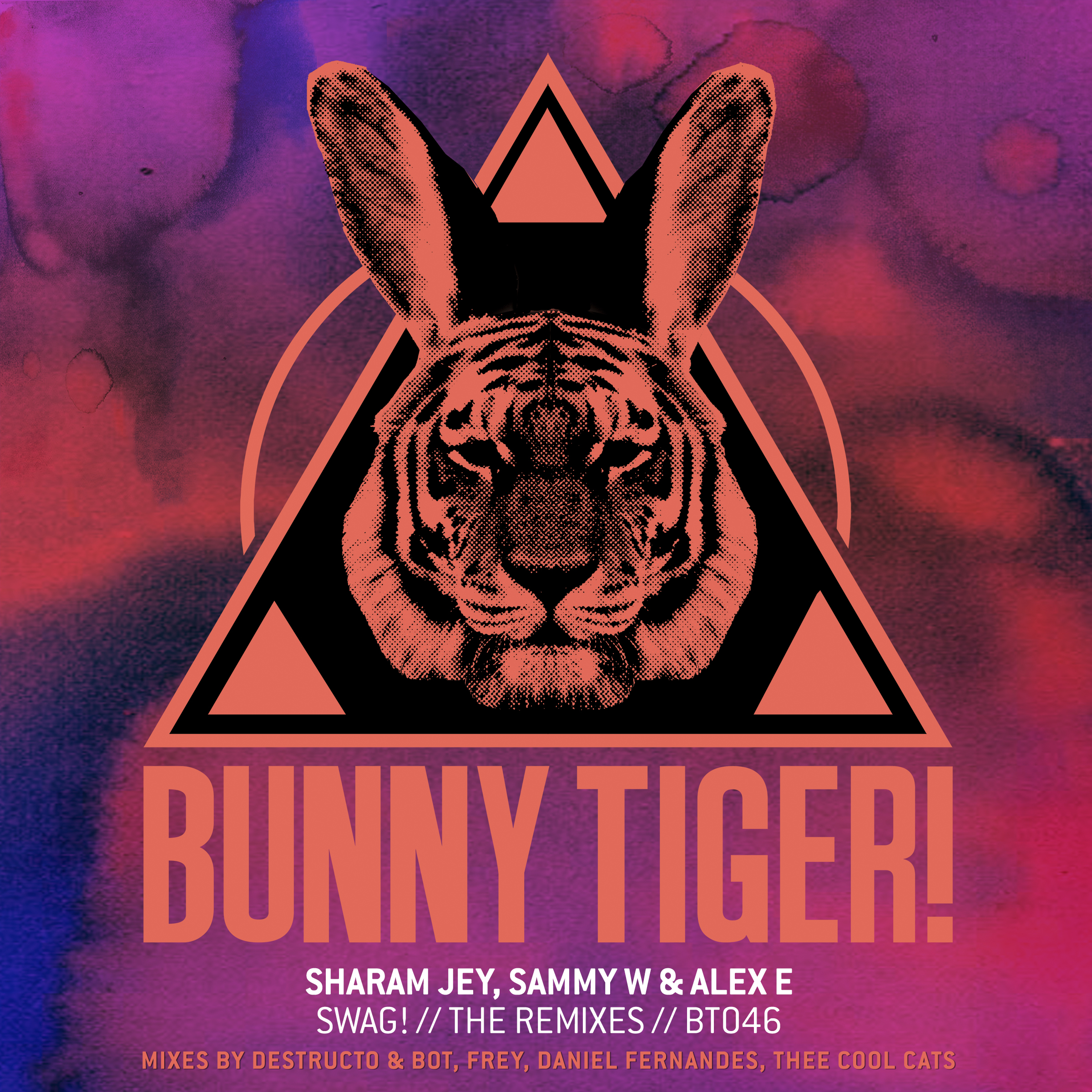 Sharam Jey, Sammy W & Alex E - SWAG! (Destructo & Bot Remix)