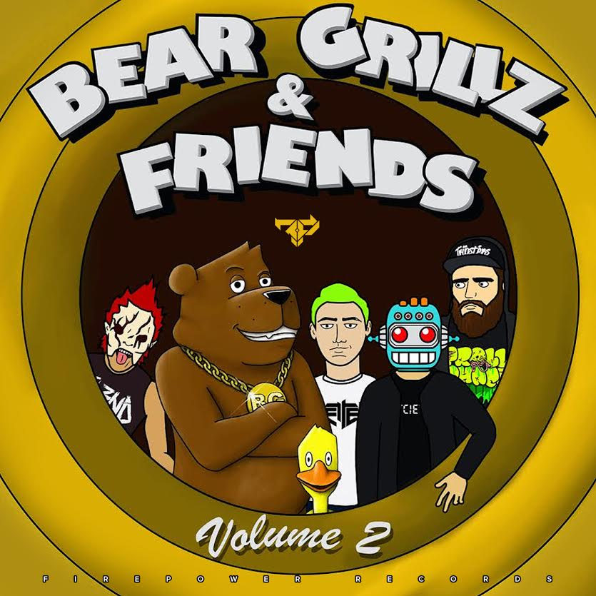 Bear Grillz & ETC!ETC! - Bend It Over Gurl
