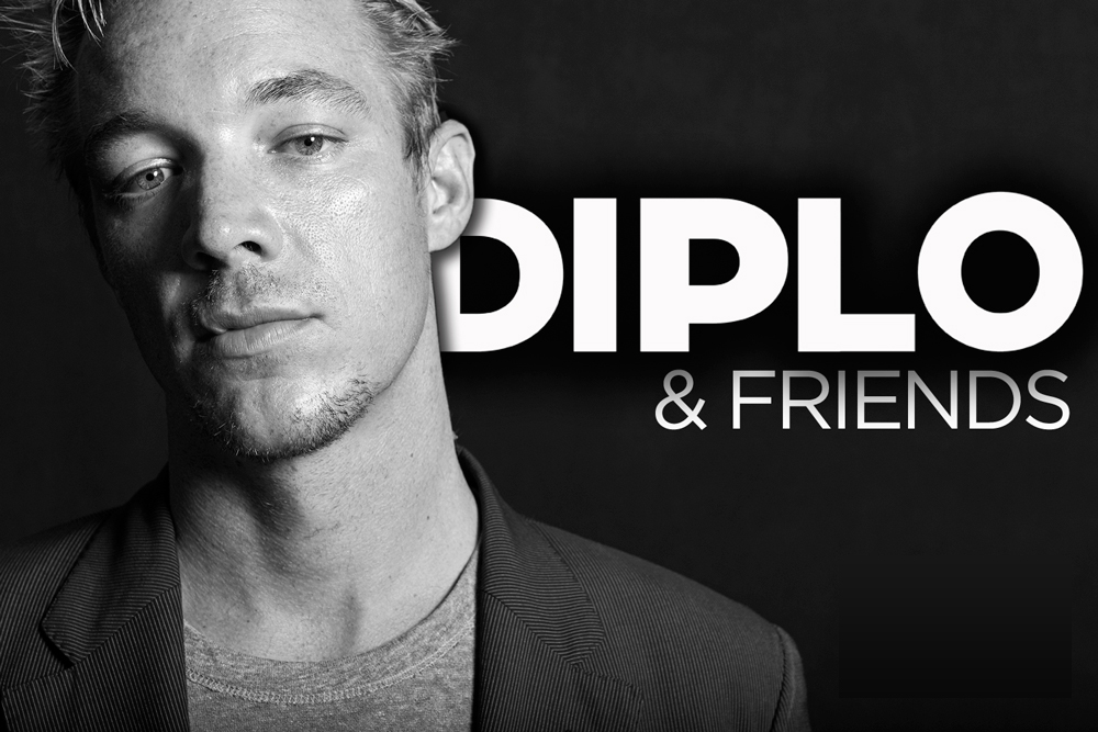 BBC Radio 1- Diplo In The Mix (Without Friends)