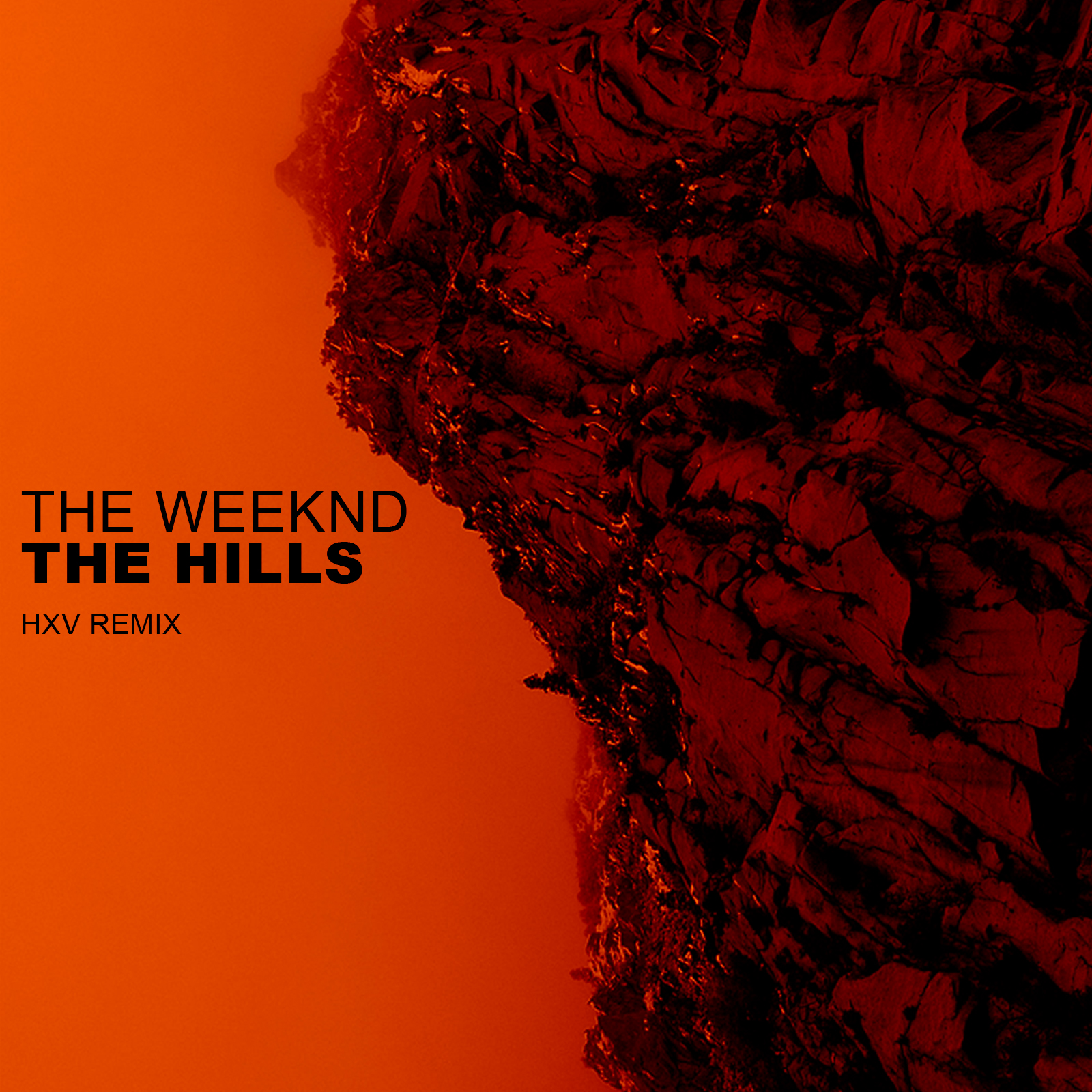 the weeknd the hills hxv blurred remix by the wavs. Black Bedroom Furniture Sets. Home Design Ideas
