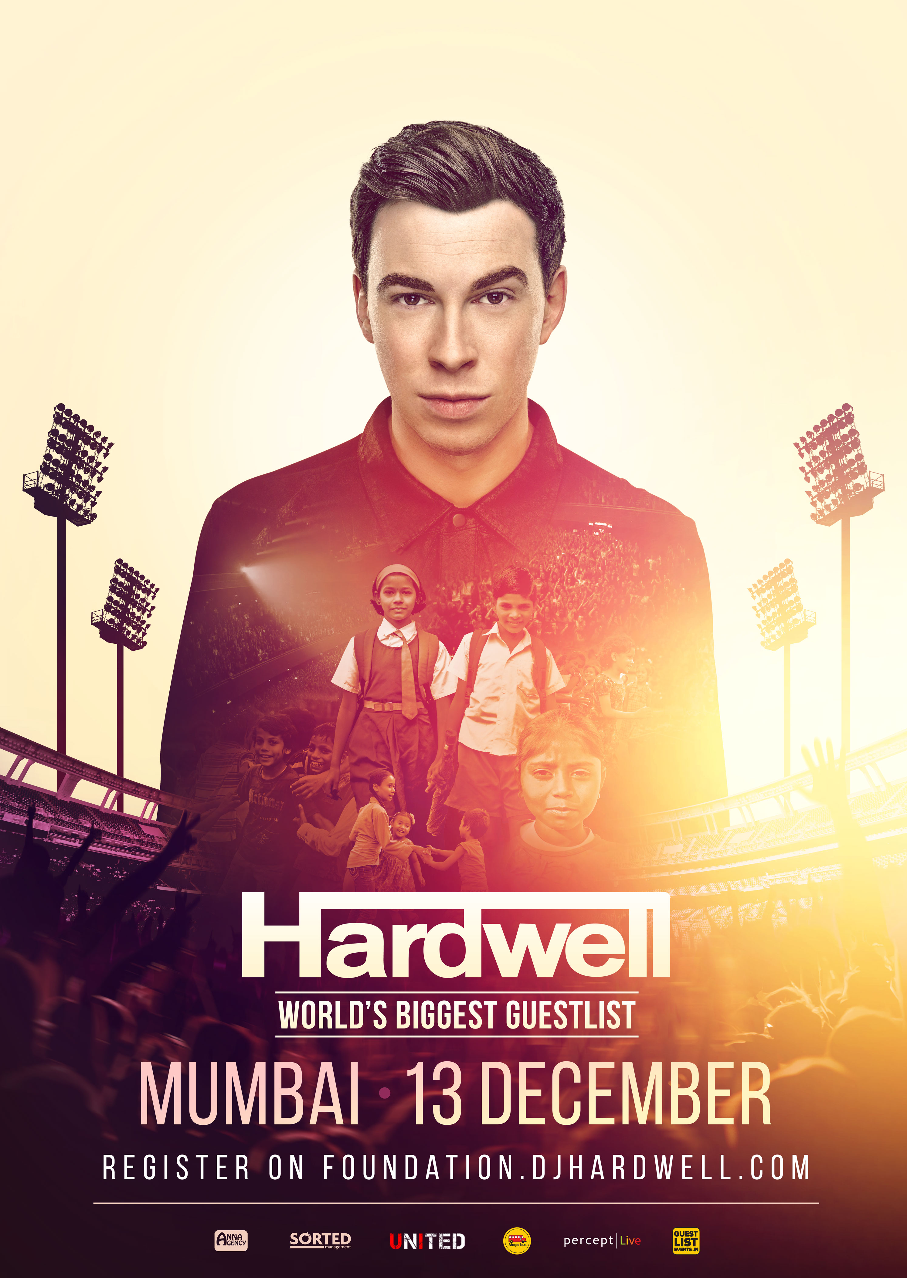 Hardwell Announces United We Are Foundation