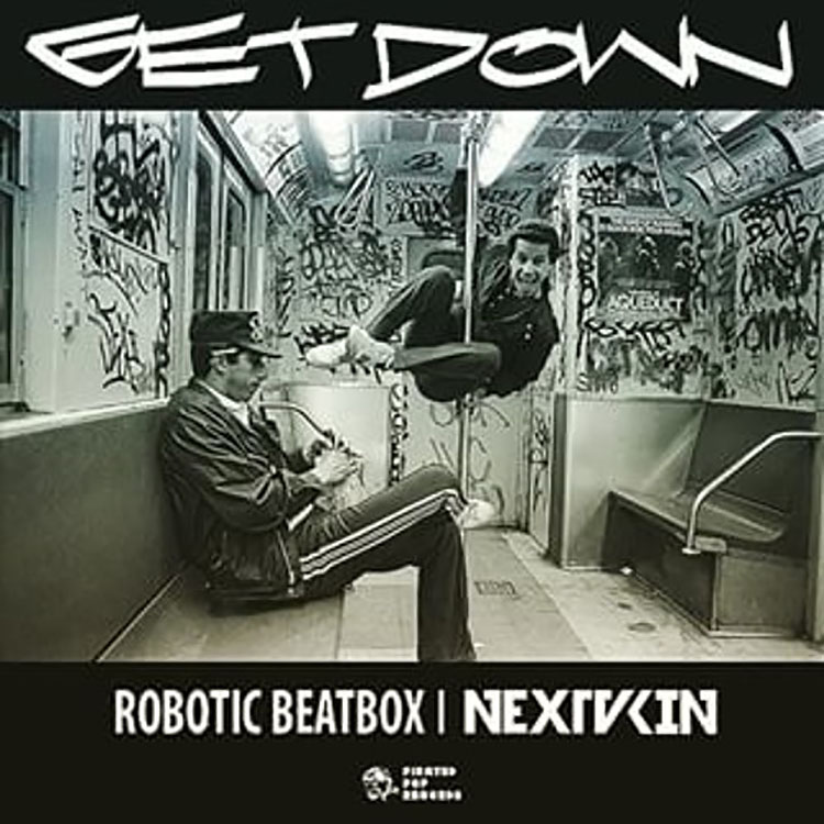 robotic beatbox