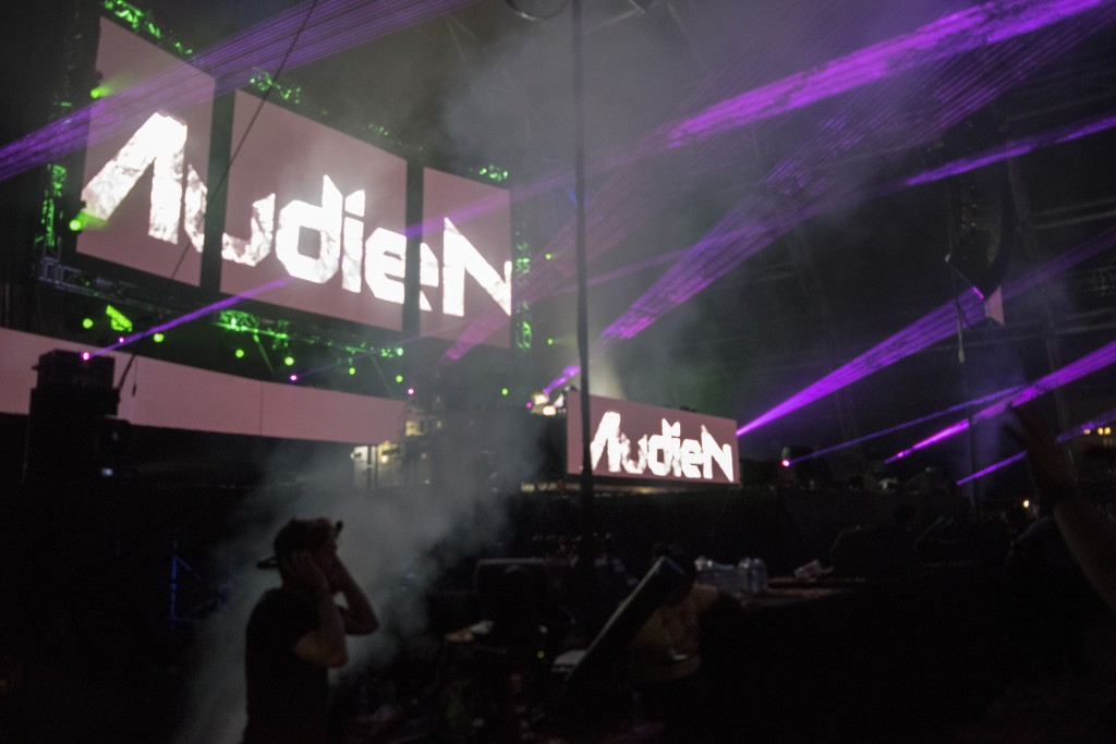 Audien was definitely in my top 3 favorite sets of the weekend.