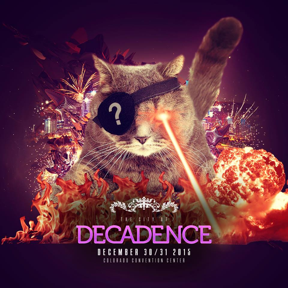 Decadence NYE Announces Massive Headliners For Denver
