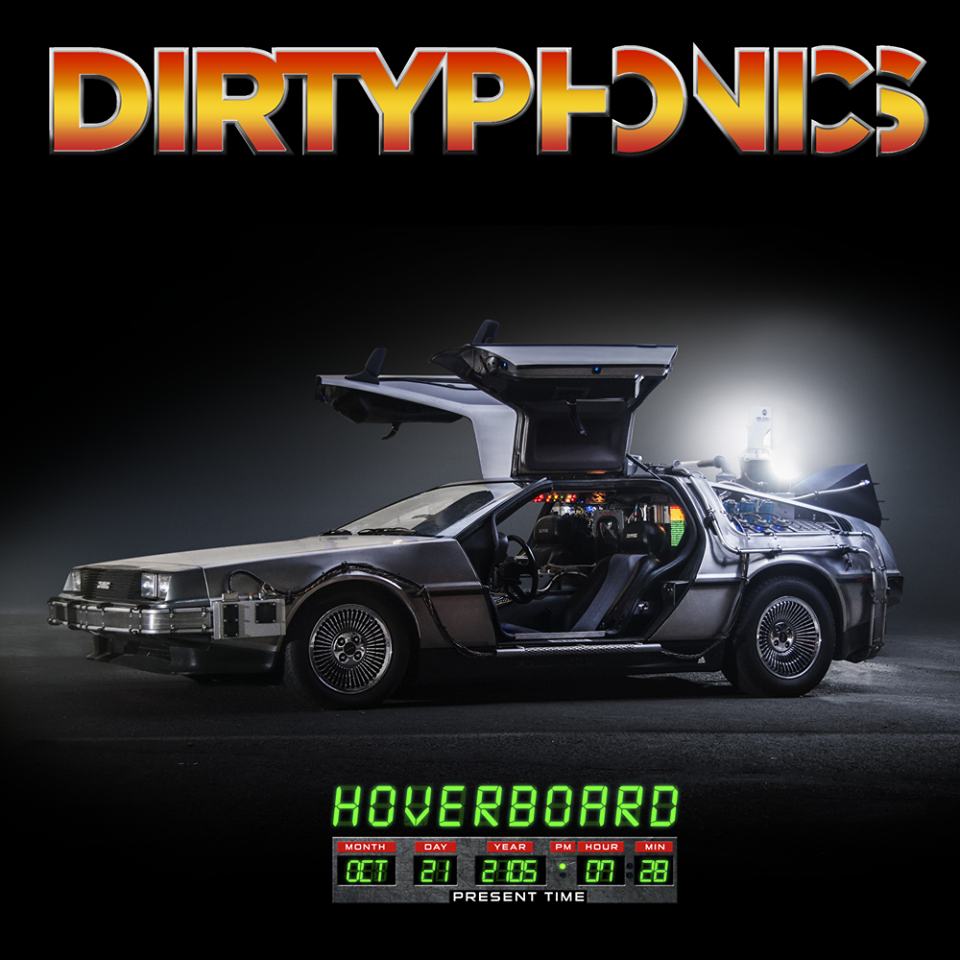 Dirtyphonics - Hoverboard