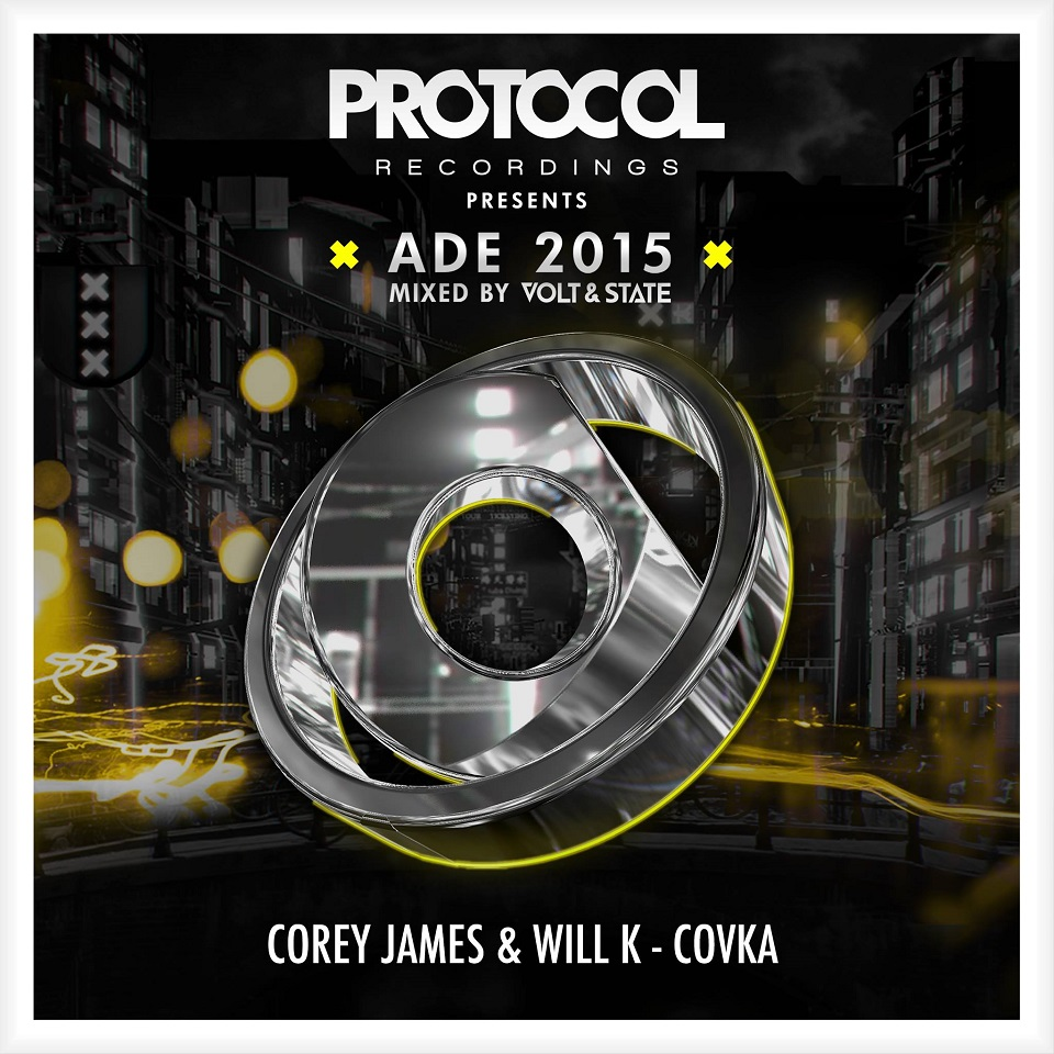 Corey James & Will K - Covka [Artwork]