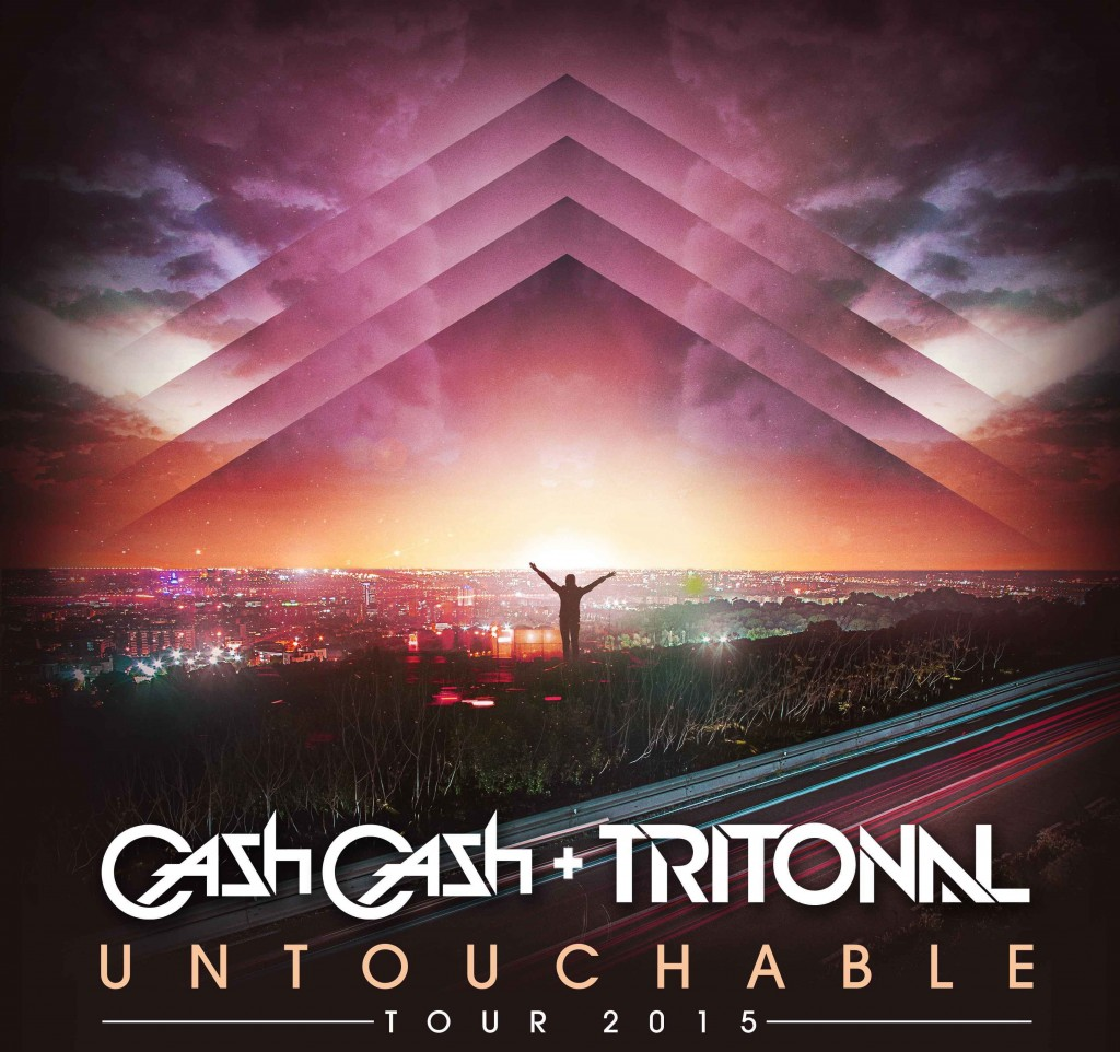 [Event Review] Tritonal and Cash Cash – The Untouchable Tour, Soundgarden Hall, Philadelphia