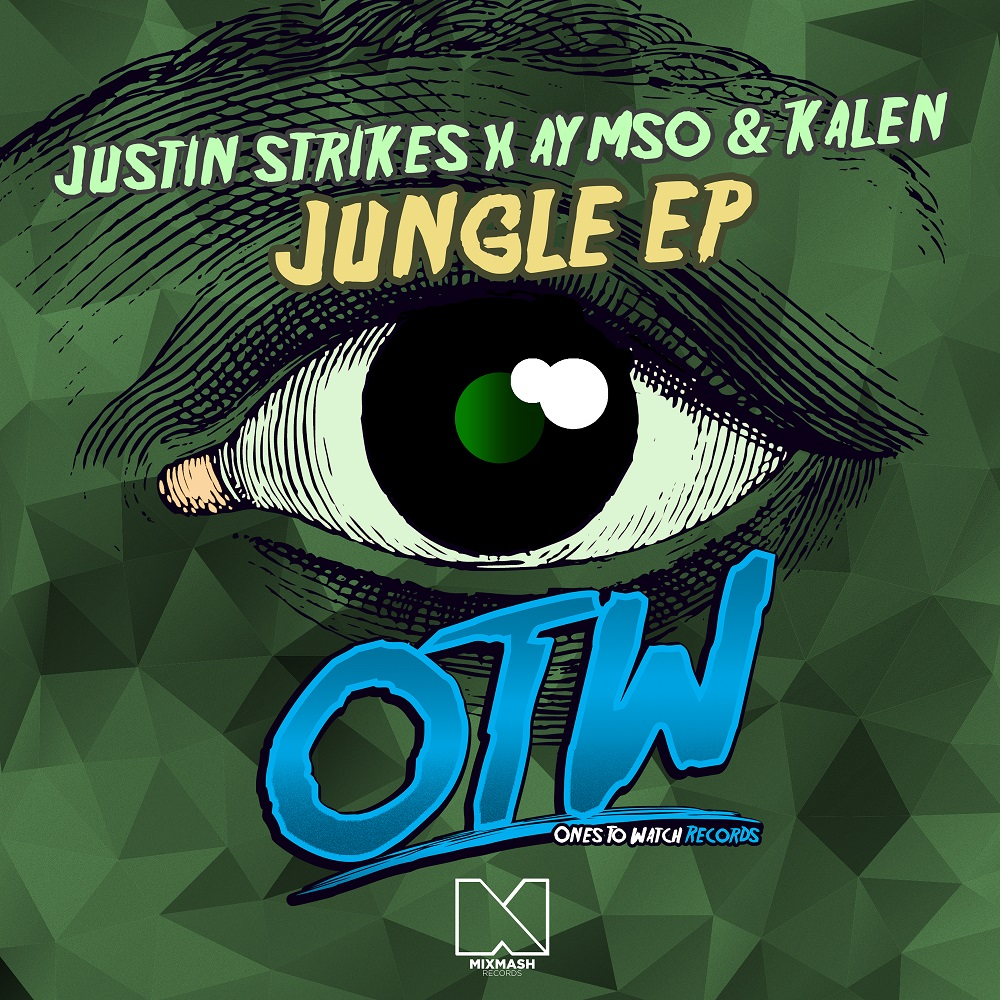 Justin Strikes X Aymso & Kalen – Jungle [Artwork]