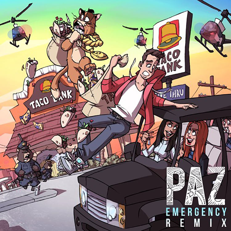 paz-emergency remix