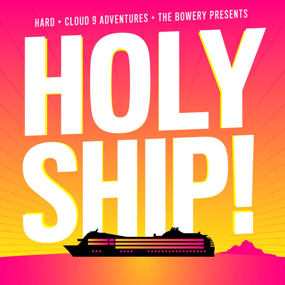 Holy Ship! 2016 January & February Live Sets