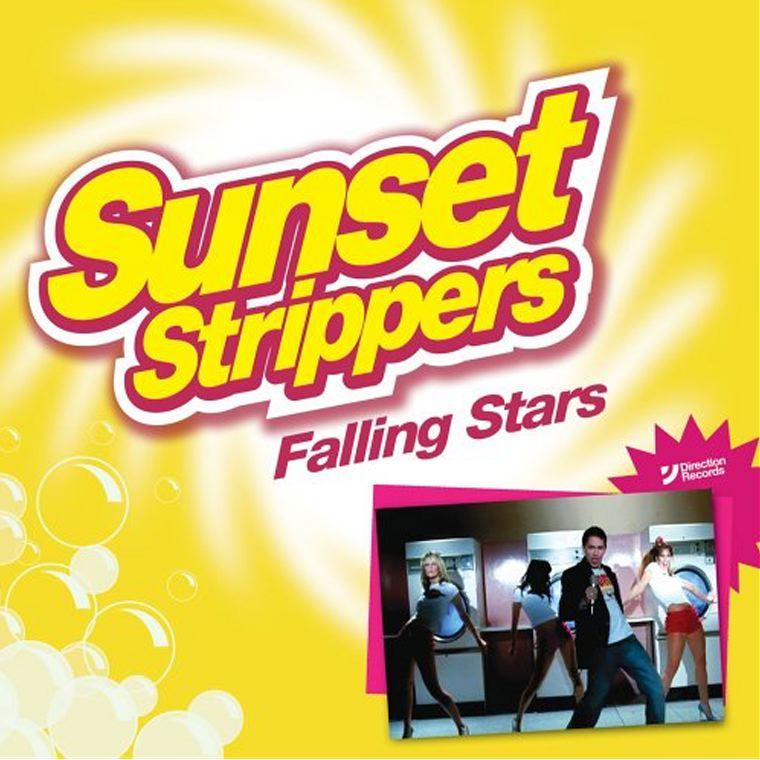 Sunset stripper falling star