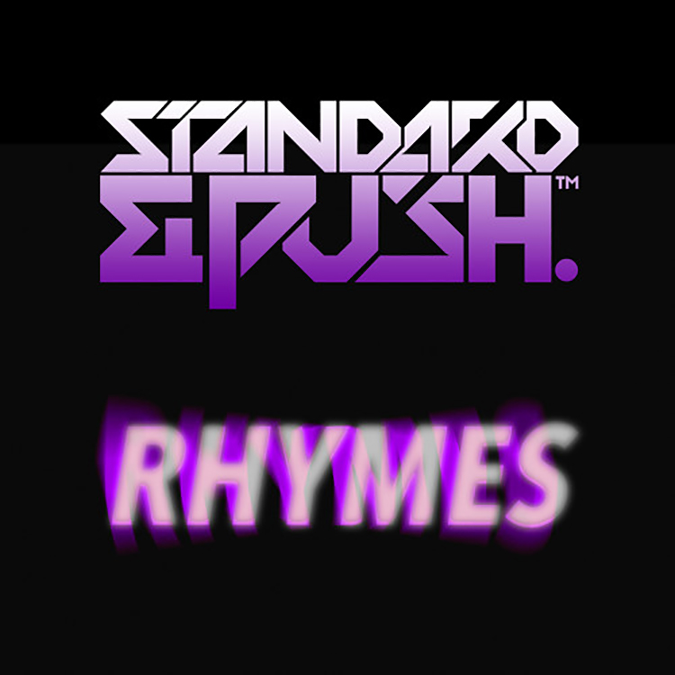 standard push-rhymes