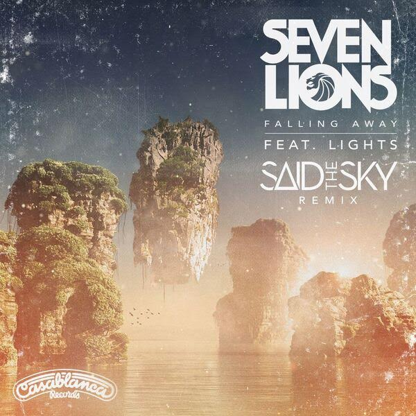 seven lions- said the sky