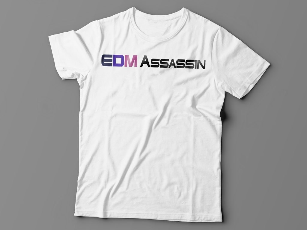 EDM Assassin T-Shirts Are Now Available